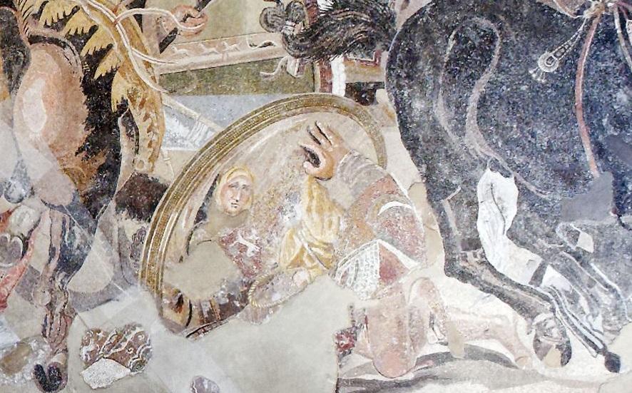 mosaico battaglia isso