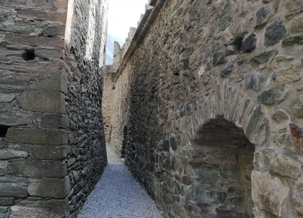 castello pietra