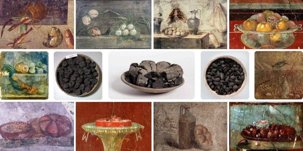 cibo archeologia
