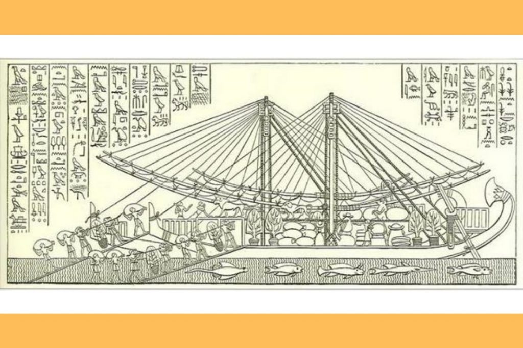 navigazione egizi