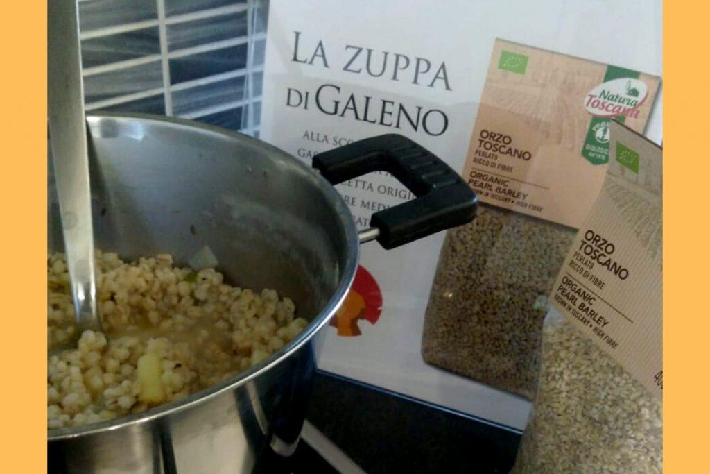 zuppa orzo