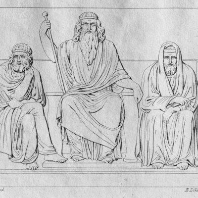 tre giudici morti