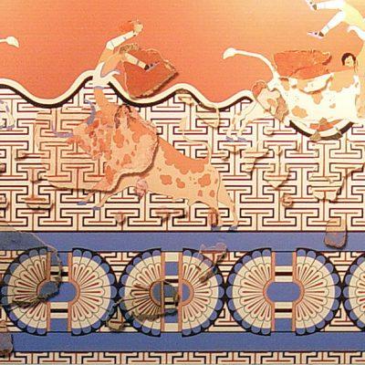 Reconstructed_Minoan_Fresco_Avaris