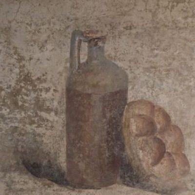 pompei olio pane