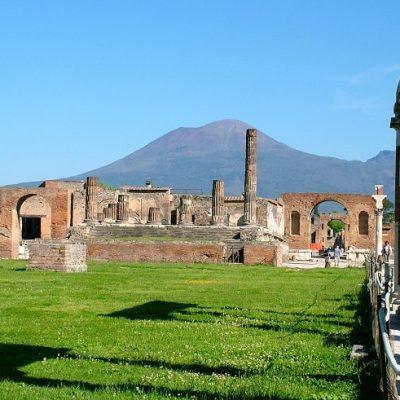 foro civile pompei