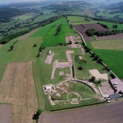Alesia Castrum Romano